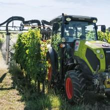CLAAS renueva su gama de tractores NEXOS