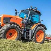 Kubota presenta nuevos modelos de tractores