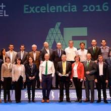 Mann+Hummel Ibérica, Premio Excelencia Empresarial Aragón 2016