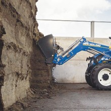 New Holland Agriculture T5.120, «Best Utility» en los premios Tractor of the Year 2017