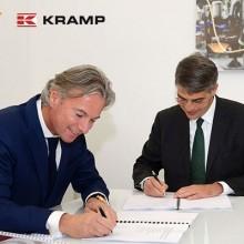 SDF y Kramp firman la ampliación de su acuerdo de colaboración