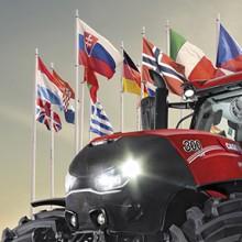 Case IH recibe el título de 'Tractor del año' 2017 con el Optum 300 CVX