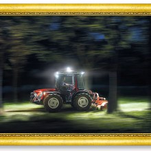 Calendario Antonio Carraro 2017 -Tony, Tractor Masterpieces-