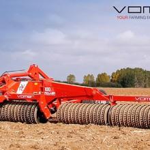 Rodillo compactador Vomer VR-Roller Cambridge 630