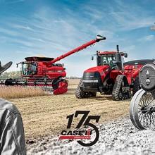 Case IH, 175 años de innovación agrícola