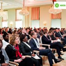 Trelleborg, Socio Oficial de la Cumbre AGCO África