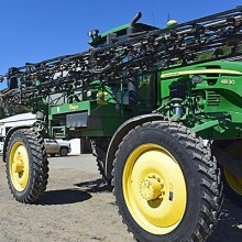 "Alliance Tire Americas reconocido ""Partner-Level Supplier"" por John Deere"