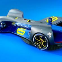 Michelin, proveedor oficial de neumáticos para Roborace