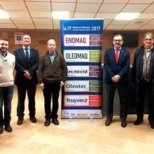 Presentados los premios Innovación Tecnológica de Tecnovid y Enomaq