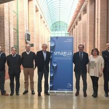 Smagua presenta los premiados como novedad técnica