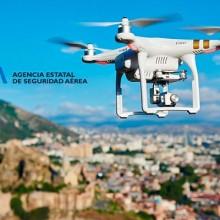 AESA defiende la importancia de la regulación para drones