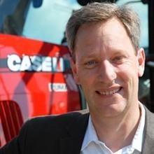 Matthew Foster, nuevo presidente del CEMA para grandes tractores y cosechadoras