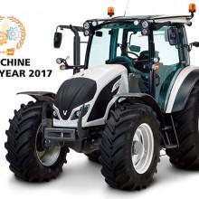 """Valtra gana el premio """"Máquina del año"""" en SIMA 2017"""