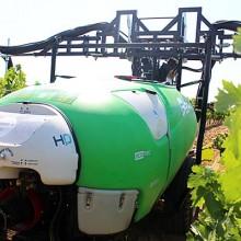 Pulverizadores Fede mostrará en Tecnovid su Nebulizador H30 para viña