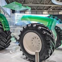 BKT presenta el neumático Agrimax V-Flecto