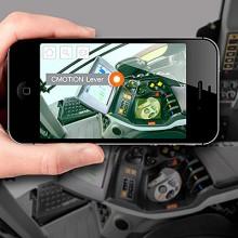 Aplicación interactiva para cabinas de tractores CLAAS