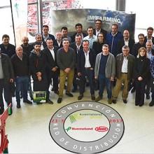 Convención de distribuidores de Kverneland Group Ibérica