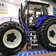 Michelin mostró en SIMA su gama de neumáticos agrícolas