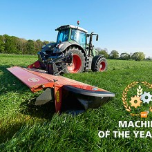 Vicon EXTRA 736T, premio 'Machine of the Year 2017'
