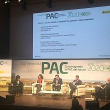 COAG y ASAJA en la Conferencia sobre la PAC