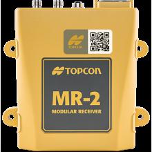 MR-2, nuevo sistema Receptor modular GNSS de Topcon