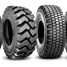 Excelente tracción, resistencia y confort en la gama BKT para palas cargadoras