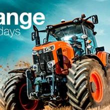 Llegan los Orange Days