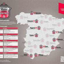 La Ruta Valtra recorrerá toda España