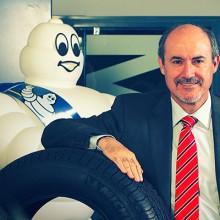 El presidente de Michelin España Portugal, galardonado como Mejor Directivo