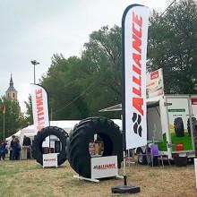 Alliance Tire Group presente en la feria de Lerma