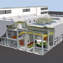 Claas construirá un nuevo centro de pruebas