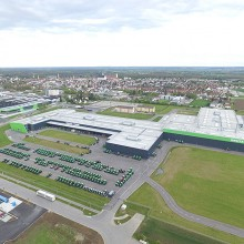 Deutz-Fahr presenta su nueva fábrica en Lauingen, Alemania