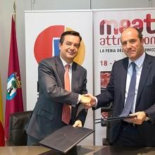 Acuerdo entre IFEMA y ANICE para la 1ª edición de Meat Attraction