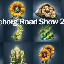 Sistema de inflado VIP y Roadshow de Trelleborg, ambos en Demoagro