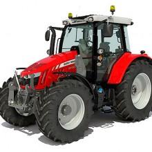 Nuevo premio para el tractor MF 5710 de Massey Ferguson