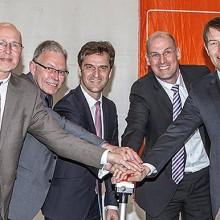 Amazone construye una nueva y avanzada planta de pintura