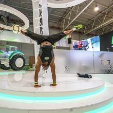 BKT seguirá contando con las acrobacias de Iya Traoré