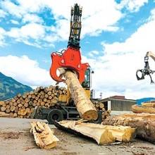 Westtech y sus cabezales de tala Woodcracker en Asturforesta 2017