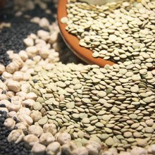 Aumenta el consumo de legumbres en España