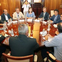 ASAJA, UPA, Cooperativas Agro-alimentarias de España y GESLIVE firman el convenio sobre reempleo de granos para siembra