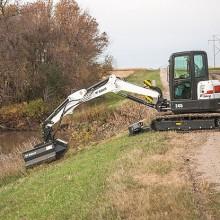 Nuevas desbrozadoras de martillos para excavadoras Bobcat