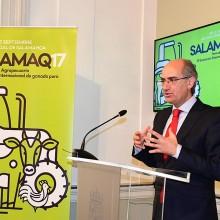 La Feria Salamaq 17 consolida su crecimiento gracias a la confianza del sector primario