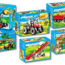Playmobil, 40 años a pie de campo