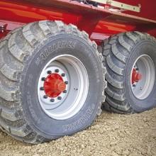 Alliance presenta su nuevo neumático 389 VF