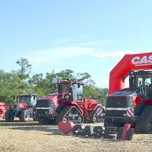 Los nuevos modelos de Case IH en el campo