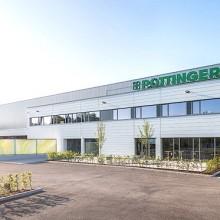 Nuevo centro logístico de Pöttinger