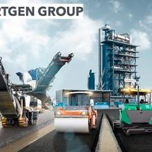 Deere Adquiereal Grupo Wirtgen, fabricante deequipos de construcción de carreteras