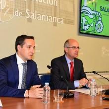 Fuerte apuesta de la Diputación y la Usal por la innovación en Salamaq 2017