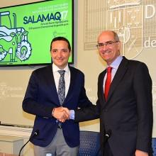 Convenio de colaboración Usal y Diputación de Salamanca