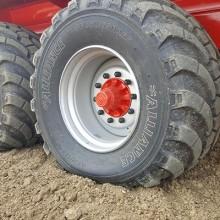 Nuevas medidas del neumático Alliance 389VF
